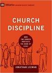 church discipline - leeman